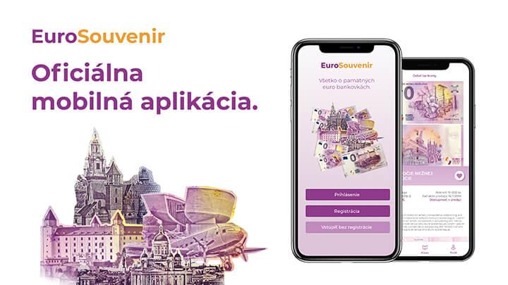 mobilná aplikácia euroapp