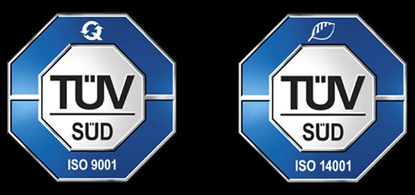 verteco certifikáty