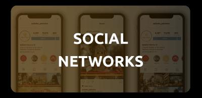 sociálne siete verteco