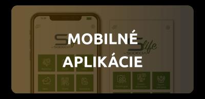 mobilné aplikácie verteco