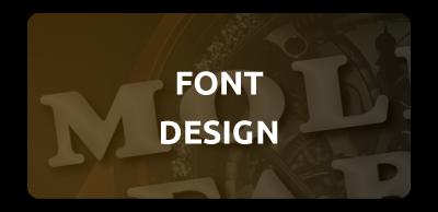 verteco grafika kategória font