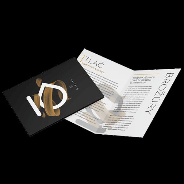 verteco printová tlač brožúra