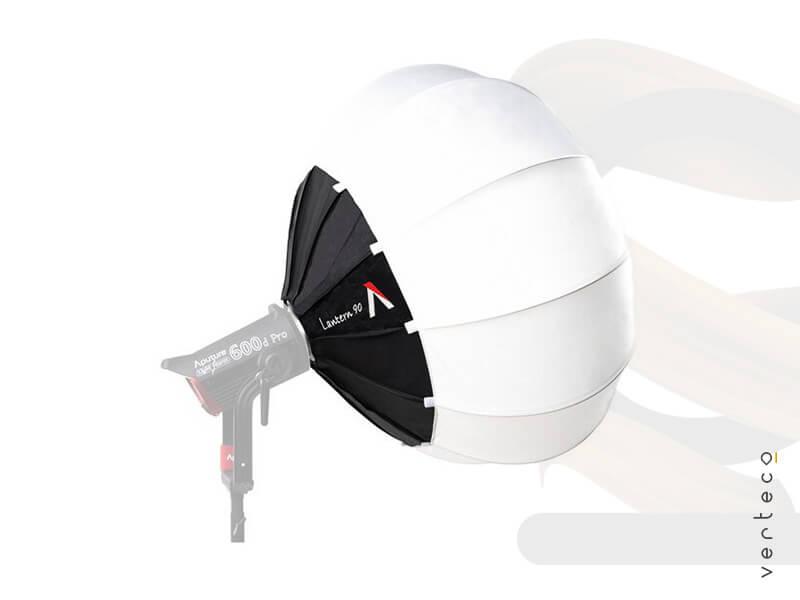 Aputure Lantern video technika Verteco