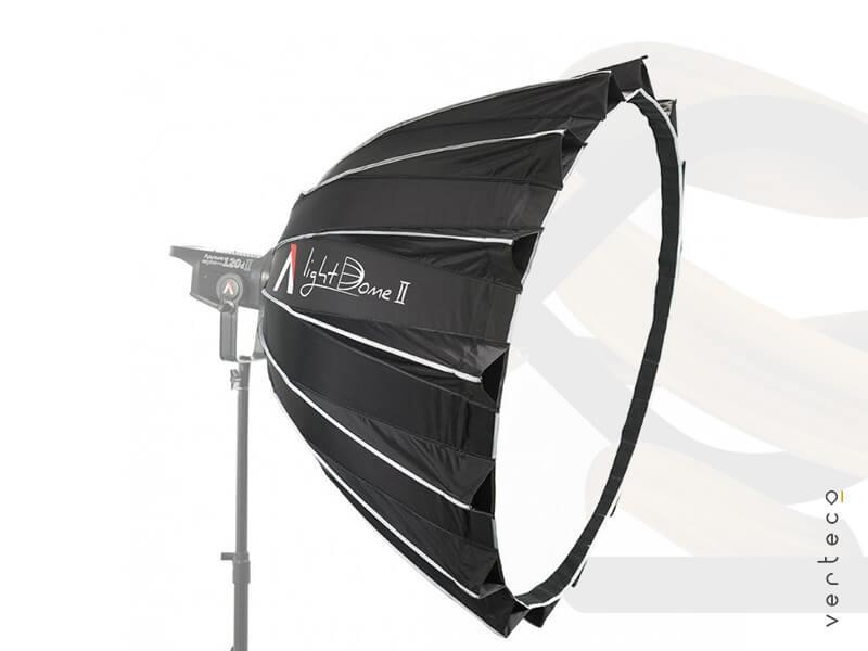 Light Dome osvetlenie video technika Verteco