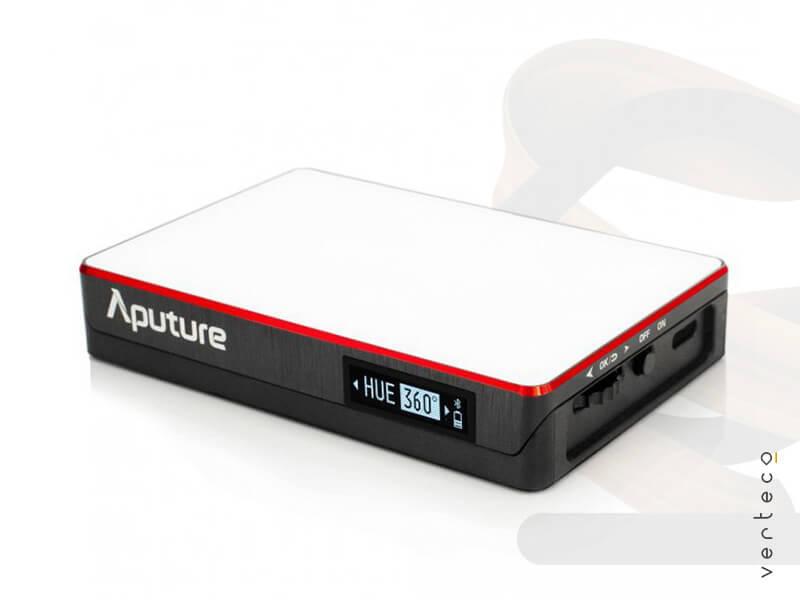 Aputure video Tehcnika Verteco
