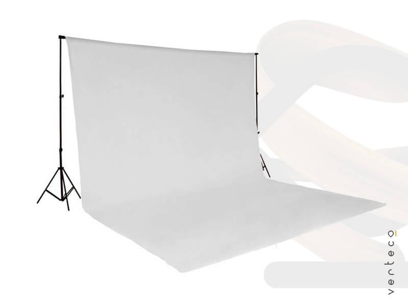 Biele pozadie video Verteco