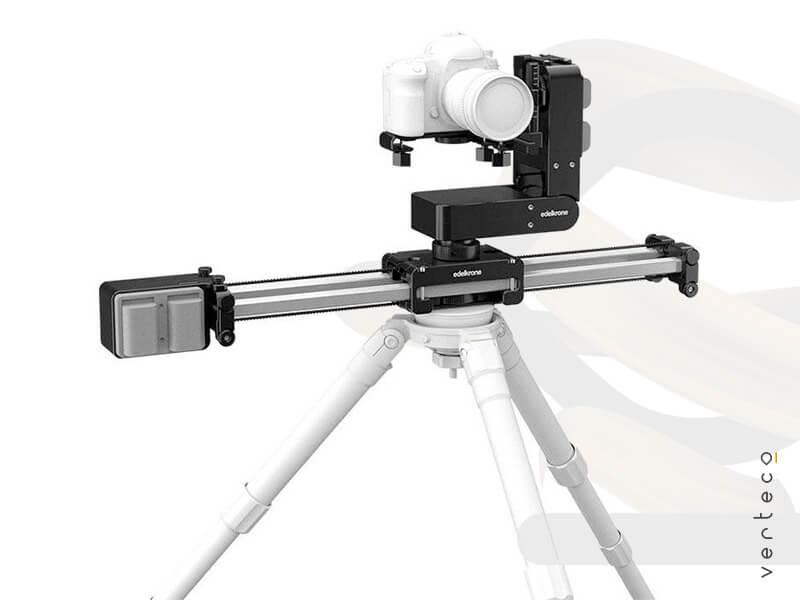 Slider Edelkrone Video technika Verteco